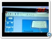 PowerPoint 3D with Presente3D - Easily Convert 2D Presentations to 3D | 3D Virtual Worlds: Educational Technology | Scoop.it