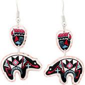 Colorful Southwest Native Earrings, Handmade Jewelry, Native ... | Handmade Jewelry by Copper Reflections | Scoop.it