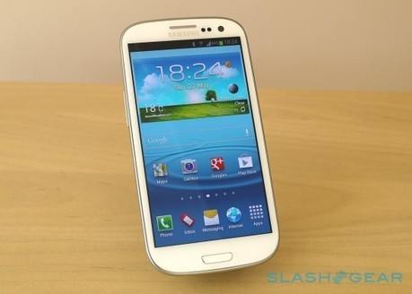 Samsung Galaxy S III to be updated with wireless charging and HD display | New Technology Freja Cumming | Scoop.it