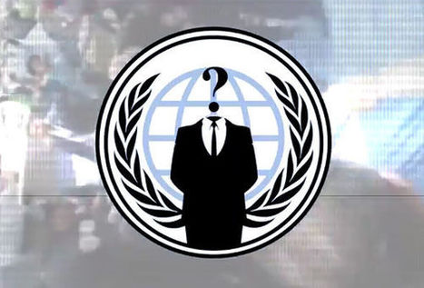 'This is just the beginning' Anonymous hackers take down nine banks in 30-day cyber attack - Express.co.uk   Cybersecurity at Thomas Nelson   Scoop.it