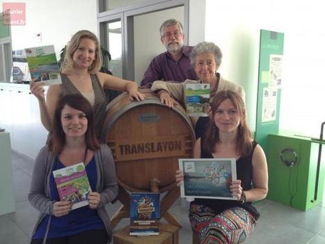Chalonnes-sur-Loire. Deux nouveaux guides à l'Office de tourisme Loire Layon   L'Office de Tourisme   Scoop.it