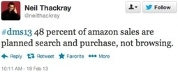 Half of Amazon Book Sales are Planned Purchases - Forbes | Book Business | Scoop.it