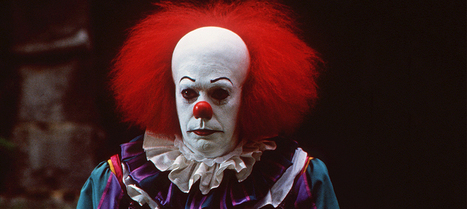 The Literature of Creepy Clowns | Gothic Literature | Scoop.it