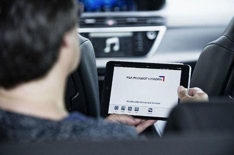 La technologie Bluetooth smart booste les applications automobiles - L'Usine Digitale | Internet du Futur | Scoop.it