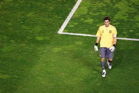 Casillas, ¿rompiendo reglas? | Sport Marketing | Scoop.it