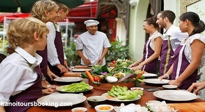 Hanoi Cooking Class | Hanoi Cooking Class Half Day Tour | Hanoi Daily Tours from us 30 - 60$ | Scoop.it