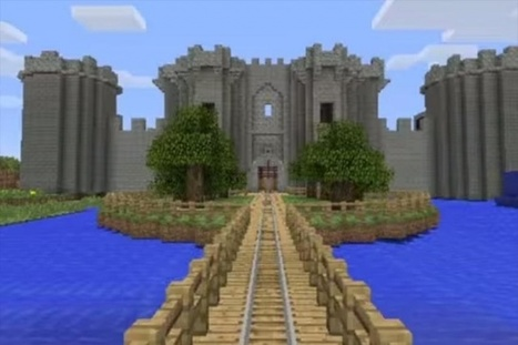 Minecraft is coming to every secondary school in Northern Ireland - Digital Trends | iPads in Education | Scoop.it