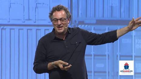 Digital transformation: ports, shipping and maritime. Keynote by Futurist Speaker Gerd Leonhard - YouTube | leapmind | Scoop.it