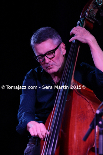 Mikel Andueza Quartet (Murajazz 2015, Baluarte, Pamplona. 2015-10-09) | JAZZ I FOTOGRAFIA | Scoop.it