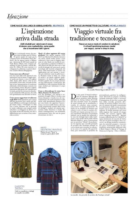 "Fashion Illustrated: Viaggio Virtuale fra Tradizione e Tecnologia (""powered by E.L.S.E."") 