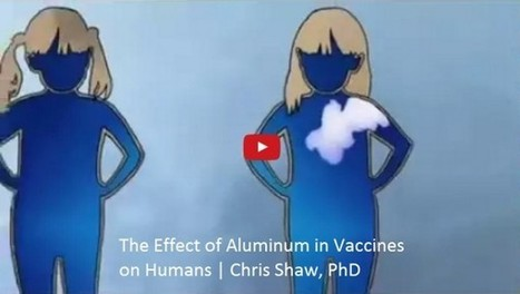 The Effect of Aluminum in Vaccines on Humans | Chris Shaw, PhD | Family-Centred Care Practice | Scoop.it