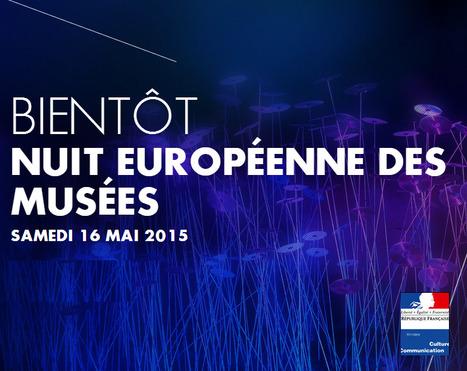 La Nuit des Musées 2015 en Val d'Oise | Médias sociaux et tourisme | Scoop.it