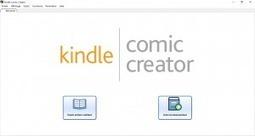 kindle Comic creator: creer des ebook composés d'images en quelques clics sur Mac et Windows – Le coutelas de Ticeman | le foyer de Ticeman | Scoop.it