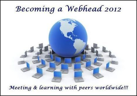 Becoming a webhead - online community 5 week web 2.0 course - begins Jan 9 | IELTS, ESP, EAP and CALL | Scoop.it
