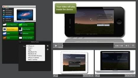Camtasia for Mac Updates with Annotations, Effects, and New Editing Tools to Spice Up Your Screencasts | Screencasting & Flipping for Online Learning | Scoop.it
