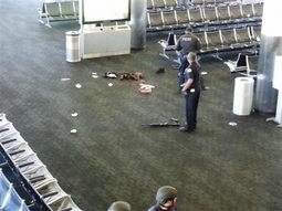 LAX Shooting Occurred While Officers Were Away - | Criminal Justice in America | Scoop.it