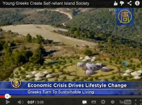 Young Greeks Create Self-reliant Island Society - Transition Ireland and Northern Ireland   Promoting Community Sustainability   Scoop.it