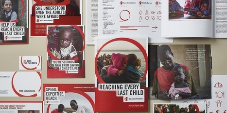 Save the Children's new look unites brand across all international territories for first time | Charity | Scoop.it
