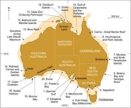 Australie : la mémoire des Aborigènes remonte à plus de 7000 ans | Notebook | Scoop.it