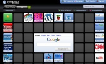 Comparing Symbaloo and Netvibes as Information Dashboards and PLEs   PLE - Marc's Take   Scoop.it