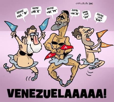 Albert Rivera y la extraña dictadura | Política para Dummies | Scoop.it