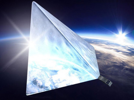 "Mayak - Crowdfunded Russian Satellite Will Soon be ""The Brightest Star in the Night Sky"" 