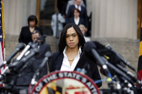 Police Officers Sue Baltimore's Top Prosecutor for Defamation Over Freddie Gray Statements | Criminal Justice in America | Scoop.it