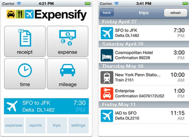 Top 6 Best iPhone Expense Tracking Apps | Tech Web Stuff | Best iPhone Applications For Business | Scoop.it