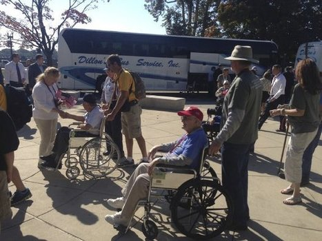 National Park Service ignores vets as they breach World War II memorial barricades again | Mobile Washington Examiner | World News | Scoop.it