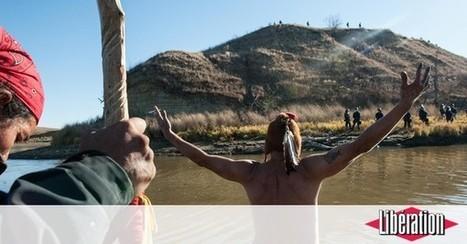 Dakota du Nord : deux mois de lutte contre un oléoduc | Histoire et géographie-TICE-Lycée professionnel. | Scoop.it