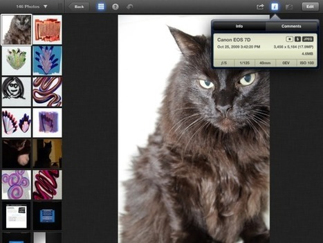 iPhoto arrives on iOS (hands-on) | Creating on the iPad | Scoop.it