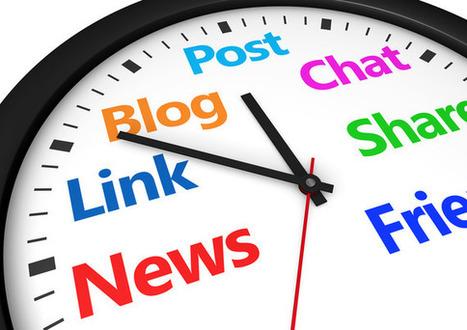 Should You Use Automated Social Media Generation?   Social Selling & Media sociaux en B2B   Scoop.it