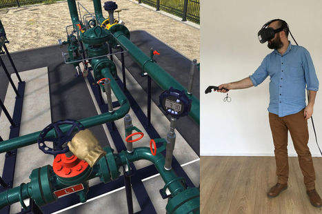 Réalité virtuelle : Industriels, architectes, formateurs... pourquoi tous les pros vont s'y mettre | Usine Numérique de Rhône-Alpes | Conception, simulation, prototypage | Scoop.it