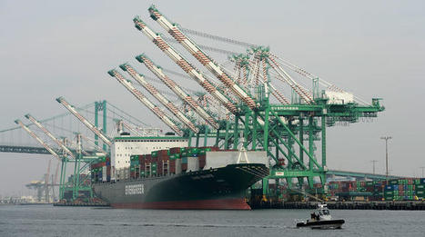 #Port of Long Beach Invests $100 M to #LowerShipPollution - NBC Southern California | Rescue our Ocean's & it's species from Man's Pollution! | Scoop.it