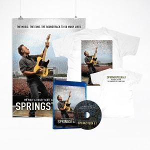 Blu-ray bundle - Springsteen & I Store | Bruce Springsteen | Scoop.it