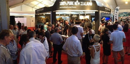 Luxury New Zealand on show at the 2015 Singapore Yacht Show