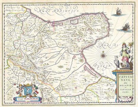 Tesori d'archivio: oltre 2000 antiche mappe da scaricare in alta risoluzione | mappe storiche | Scoop.it