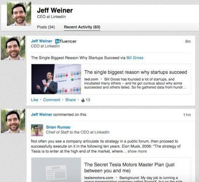 Why You Should Be Using LinkedIn More Like Facebook | All About LinkedIn | Scoop.it