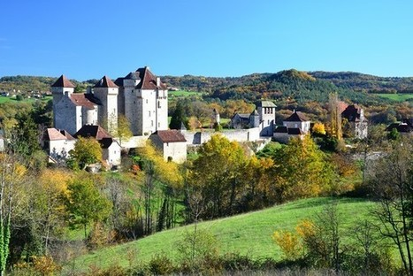 Walking Holiday in Correze, France   Self Guided Quieter side of Dordogne   Walking Holidays in France   Scoop.it