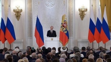 Crimée: retour aux pires heures de la Guerre froide | la crimée | Scoop.it