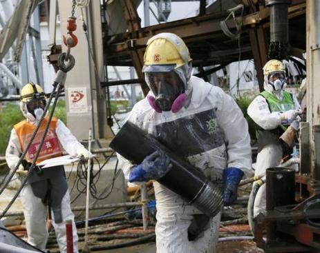 Nucléaire : décontaminer Fukushima, un «mikado» atomique | Sociétés & Environnements | Scoop.it