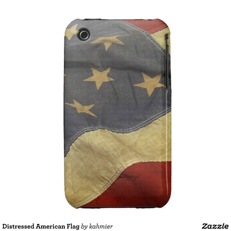 Distressed American Flag iPhone 3 Cover | iPhone Cases | Scoop.it