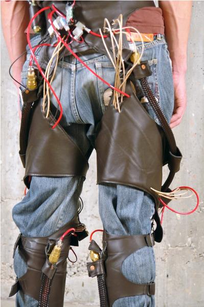 Soft Pneumatic Exoskeleton #WearableWednesday | Heron | Scoop.it