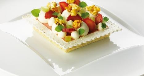 De mon travail autour de l'amertume et de l'acidité....   Anne-Sophie Pic   Gastronomie Française 2.0   Scoop.it