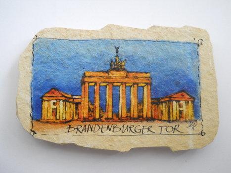 Brandenburger Tor | Hauptstadtmarke | Berlin Sehenswürdigkeiten | Berlin Souvenirs, Geschenke und Sri Lanka Ayurveda  #Shopping | Scoop.it