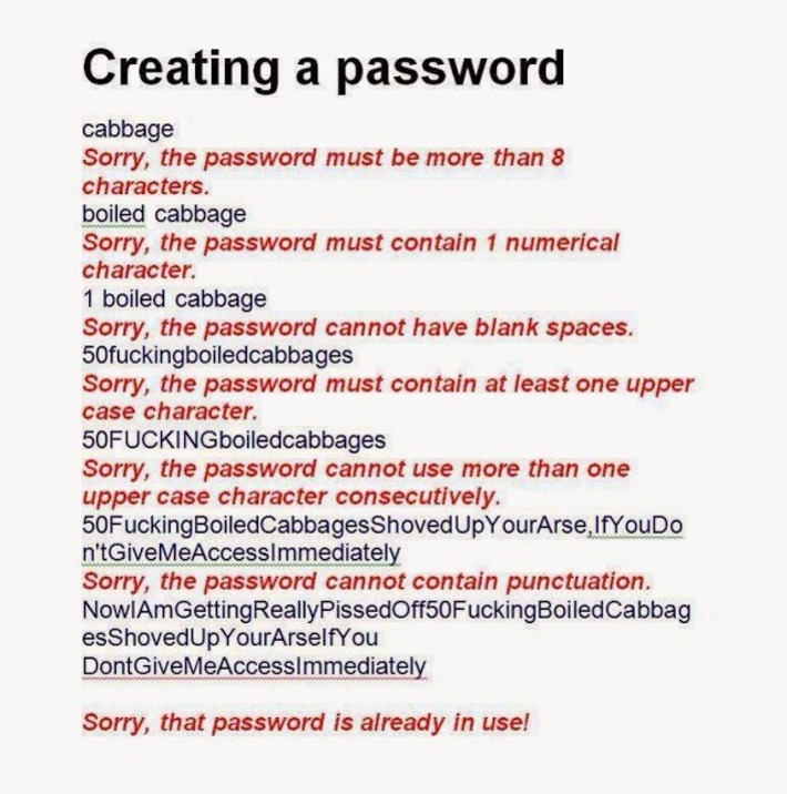 Cabbage Password | Nerdy Needs | Scoop.it