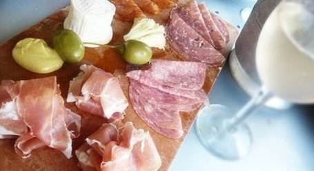 Lifting the Ban on Italian Cured Meats:  Salumi per Tutti! | Le Marche and Food | Scoop.it