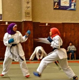 Egyptian female martial artists break norms and reap the benefit: Self-defense and confidence | Égypt-actus | Scoop.it