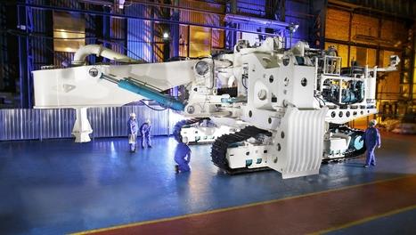The next gold rush: Mining the ocean floor with robots | Motherboard | Cultibotics | Scoop.it