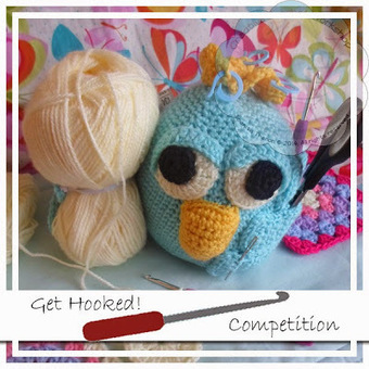 Creative Crochet Toys: Get Hooked! Competition - Crochet Buddy | Blogging & Social Media | Scoop.it